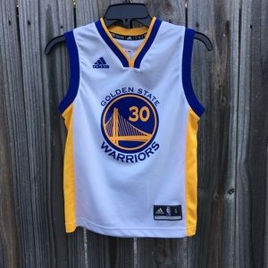 Stephen Curry Jersey #30